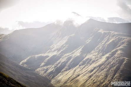 The valley at Ben Nevis' feet lies just east of Fort William, the self-proclaimed capital of the UK