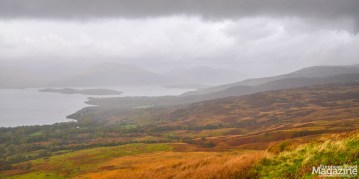 We decided to skip Ben Lomond in favour of a smaller hill, but with just as marvellous views of Loch Lomond: Conic Hill