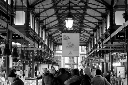 One of the 'must do' visits in Madrid is undoubtedly Mercado de San Miguel