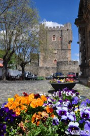 The city of Bragança is charming, with a pedestrian-friendly city centre and a medieval castle