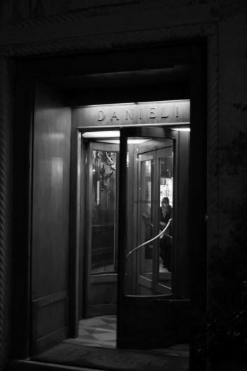 The famous Hotel Danieli