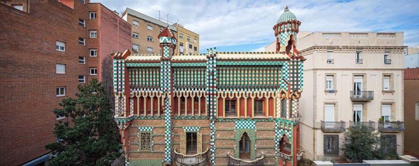Barcelona más allá de Gaudí 16