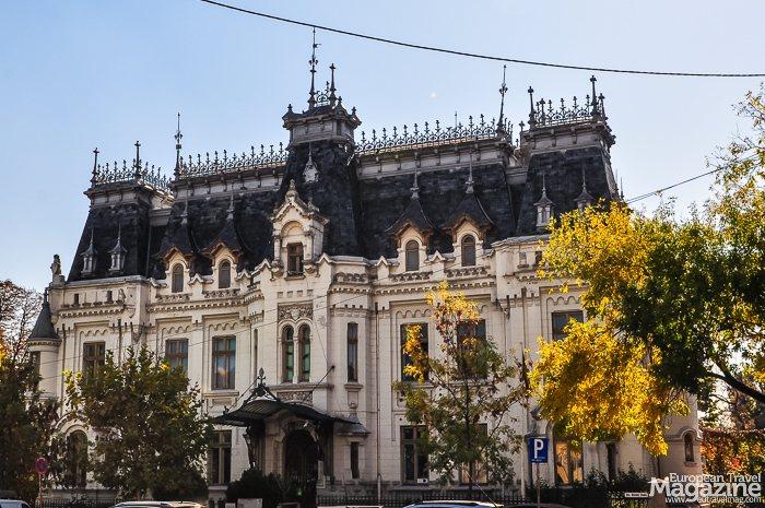 Kretzulescu Palace-3