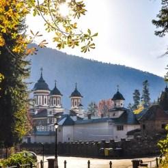 17th century Sinaia Monastery