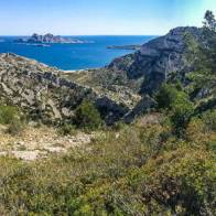 Calanques National park