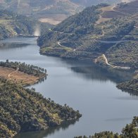 While the Douro itself feels like a lazy giant, it's energized by 3 large rivers and around 30 smaller rivers