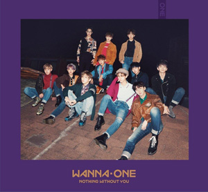 Wanna One/1-1=0 (NOTHING WITHOUT YOU)(WANNA ver.)-JAPAN EDITION- 【CD+DVD】 通信販売