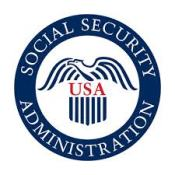 Social Security Emblem