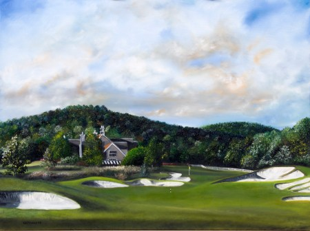 The Legends Golf Course in Franklin near Nashville Tennesee
