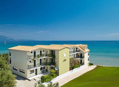 E Zakynthos Sea View Hotel Alykes