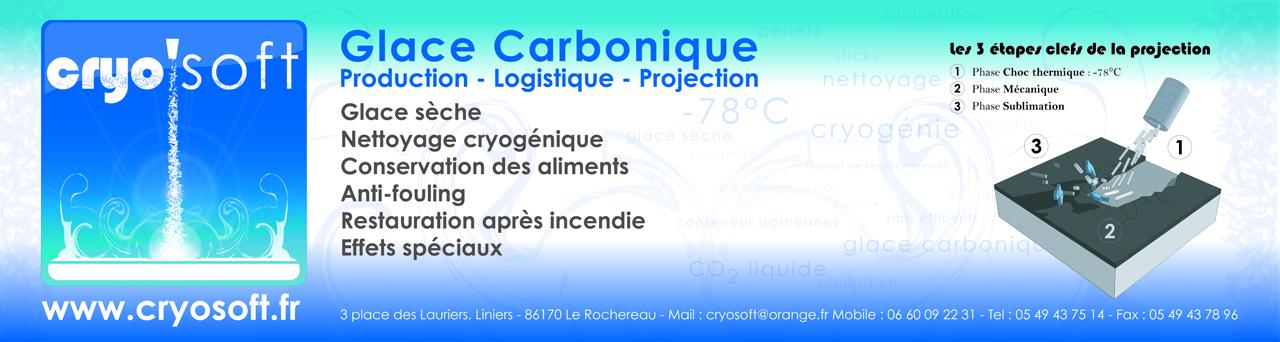 CryoSoft Plaquettes Affiches Cartes De Visite