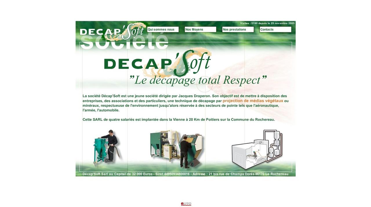 Décapu0027Soft (site)