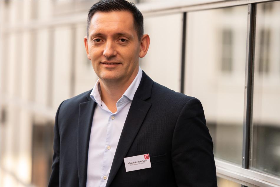 Professional real estate agent - Off Market Real Estate - Vladimir Bernhart - st. ingbert