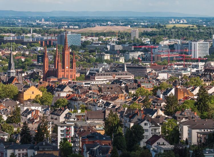 Wiesbaden City