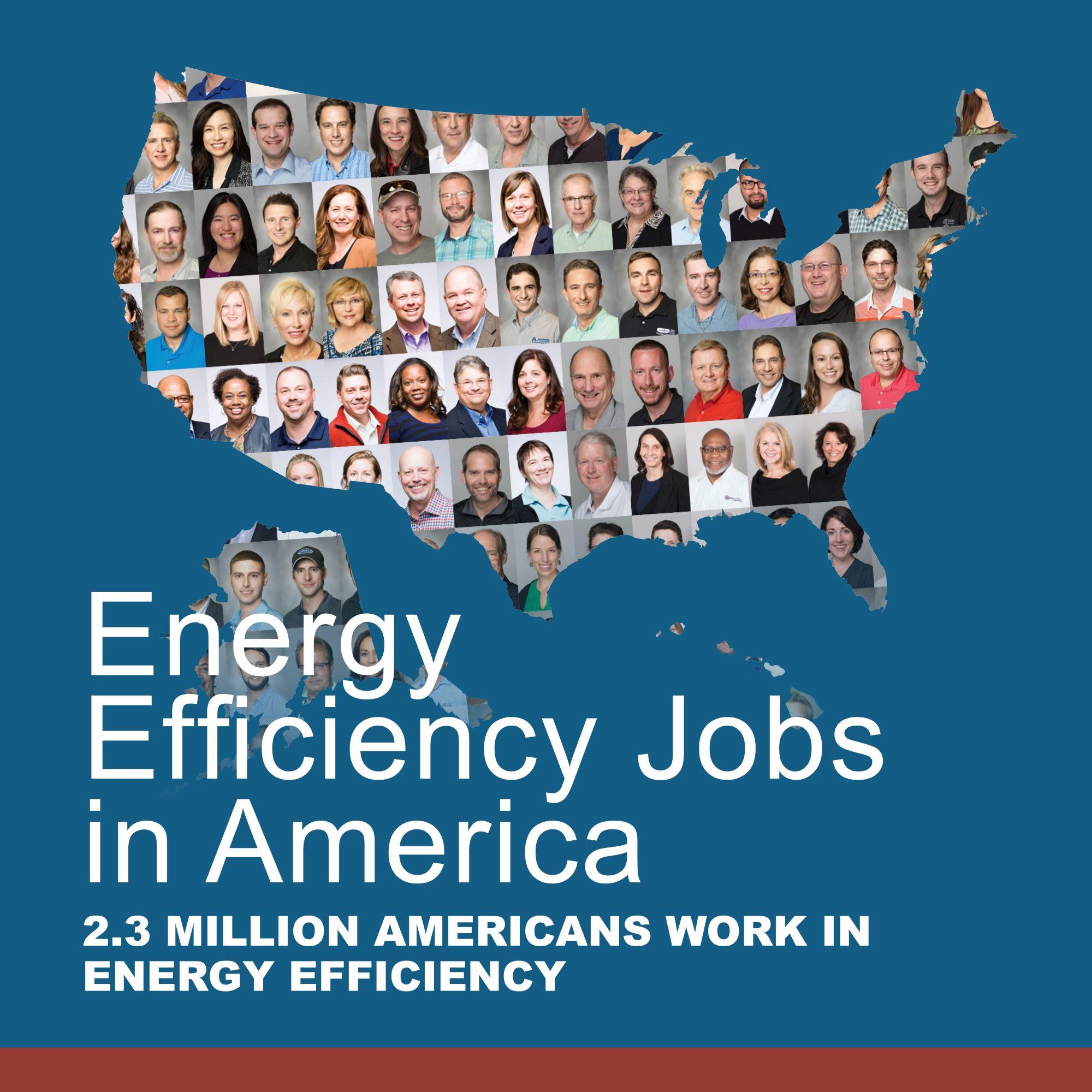 energy efficiency jobs in