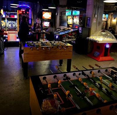 Full Game Room
