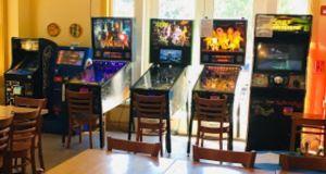 Pinball Machines in Baltimore