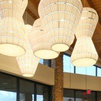 Fabric Pendant Lights Uk. fabric pendant lights. sebatin ...