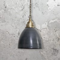 Industrial Antique Bronze Pendant Light CL