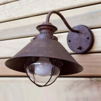 Industrial Outdoor Wall Light CL