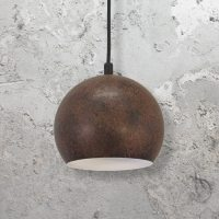 Rust Pendant Light CL-28697 | E2 Contract Lighting