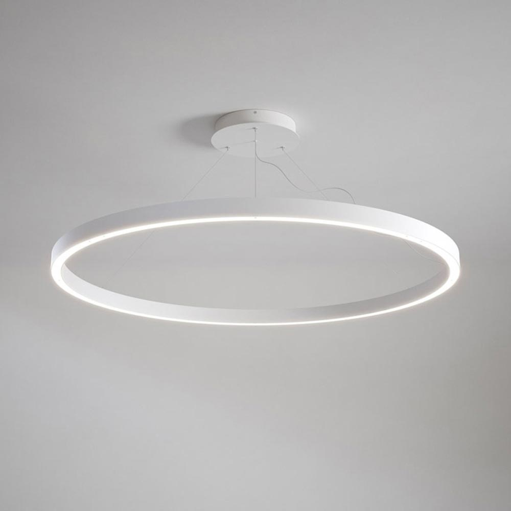 LED Suspended Ring Pendant CLB 00572 E2 Contract Lighting UK