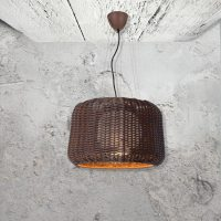 Wicker Pendant Light CL-32726 | Products | E2 Contract ...