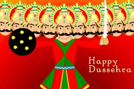 Happy Dussehra 2018 Greetings