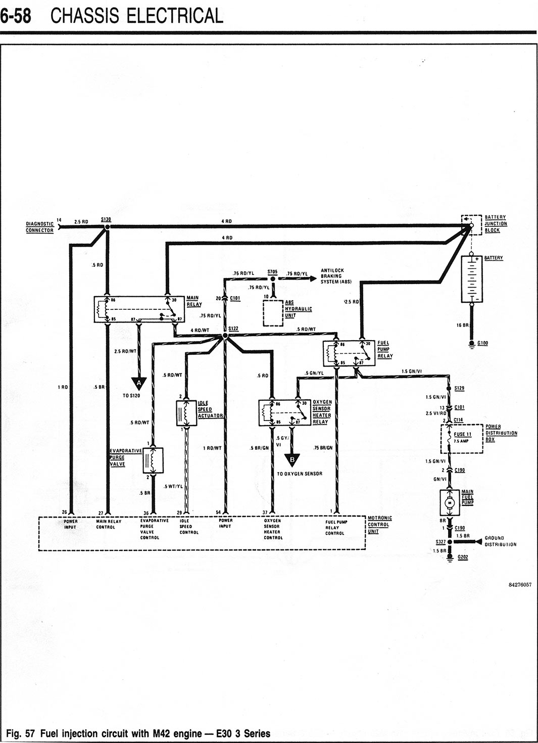 hight resolution of bmw e46 n42 wiring diagram wiring diagrams scematic 1984 jeep wiring diagram 1984 bmw wiring diagram