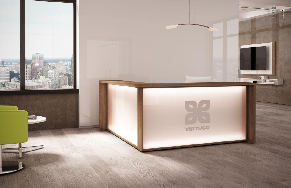 Reception Desks Halifax NS St Johns NL Moncton NB