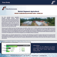 E3 Case Study Miller Family Farm