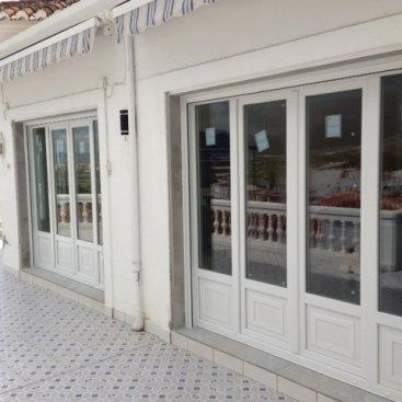 Instalación de Puertas para Terraza de Restaurante