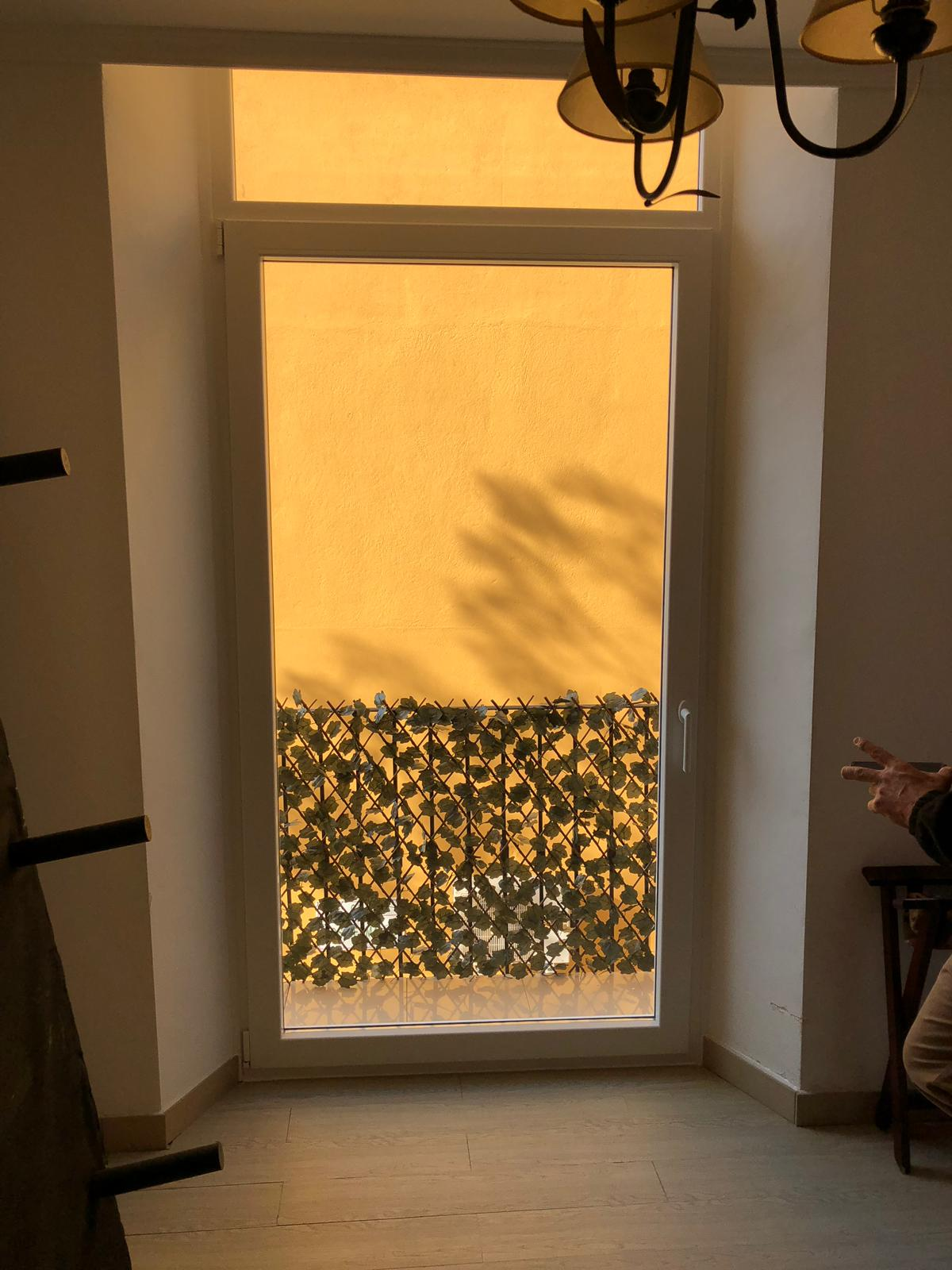 Sustitución ventanas de aluminio