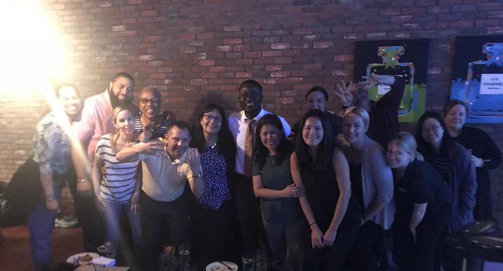 e4 and Jefferson Health at Lucky Strike