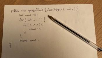 Keeping your coding skills sharp with HackerRank | E4developer