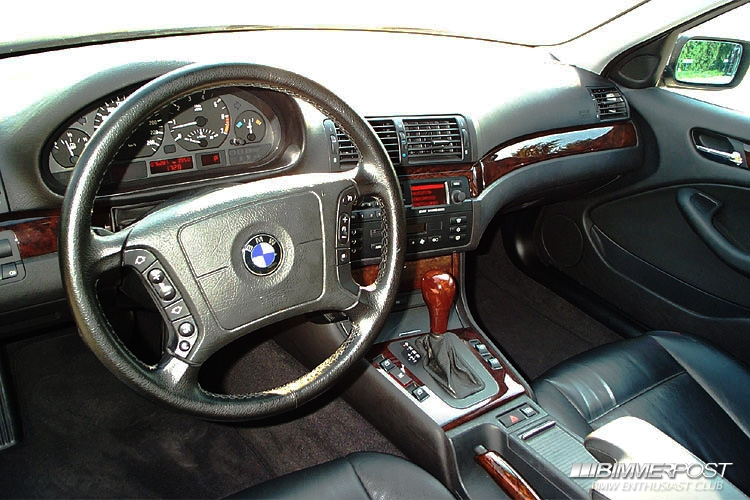 Tekeners 1999 BMW E46 328i BIMMERPOST Garage