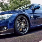 New 19in Concave Wheels 11 335i Coupe M Sport Lemans Blue
