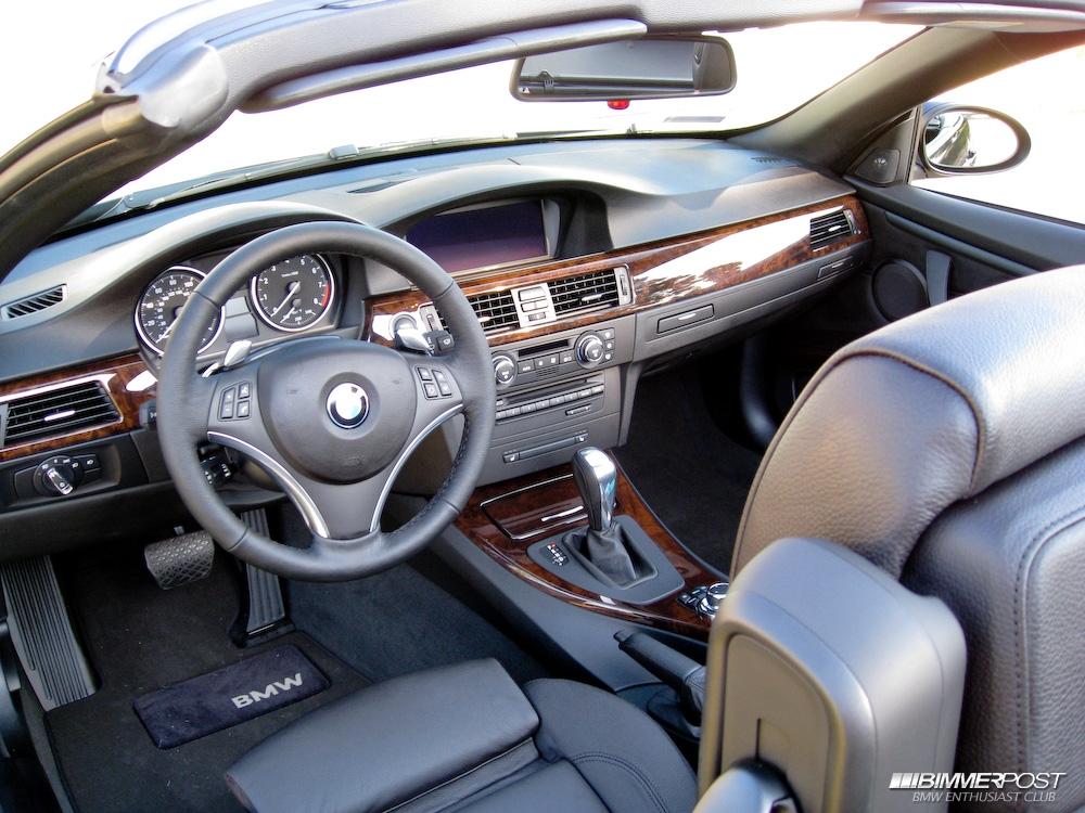 WDW1Fanatics 2009 BMW E93 335i Convertible BIMMERPOST