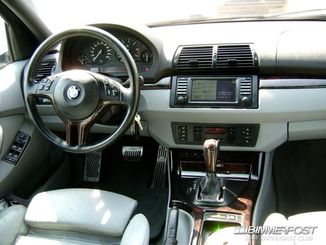 EssamKhs 2002 BMW X5 44i Sold BIMMERPOST Garage