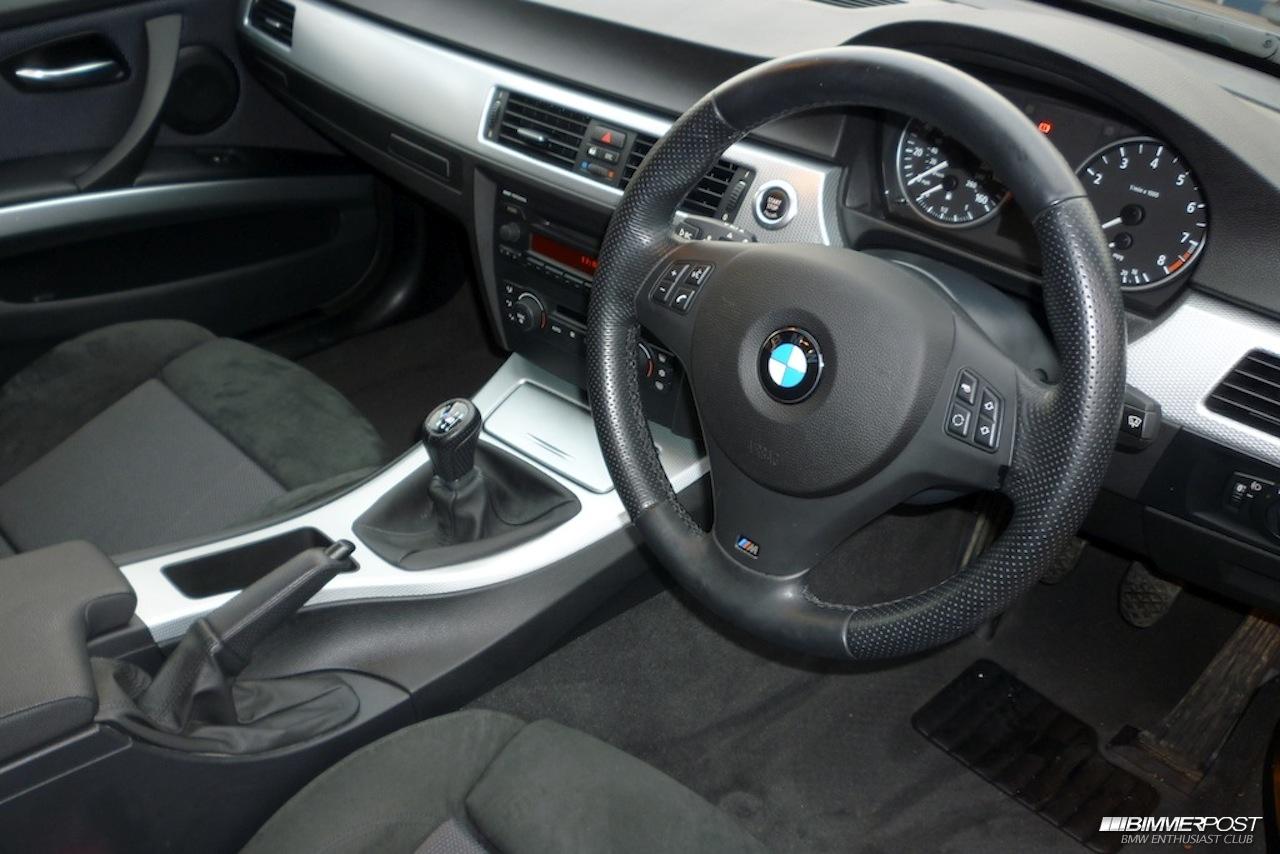 Jrahs 2006 BMW 320si BIMMERPOST Garage