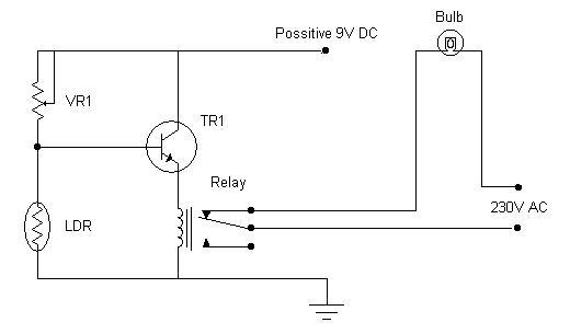 120v Led Night Light Circuit Diagram Controles Autom 225 Ticos De Luces