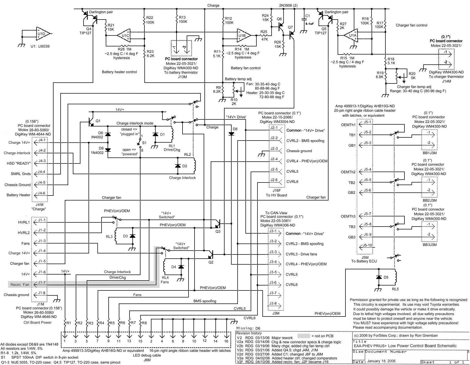 Template Priusplus Schematics