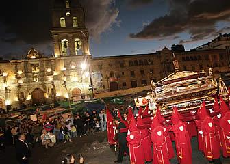 Semana Santa en Bolivia costumbres y tradiciones