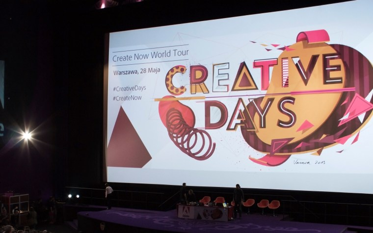 10 mezmerised things from Adobe Creative Days – Warsaw's event recap.