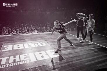 Bgirl Attack - IBE 2013