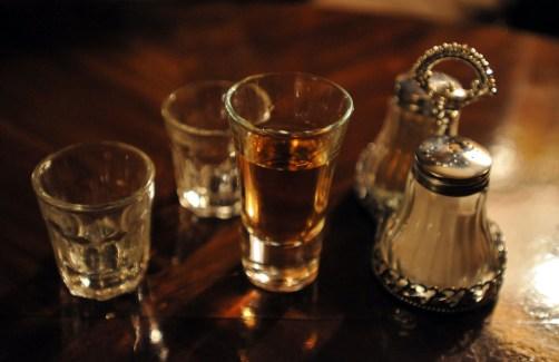 vodka on christmas