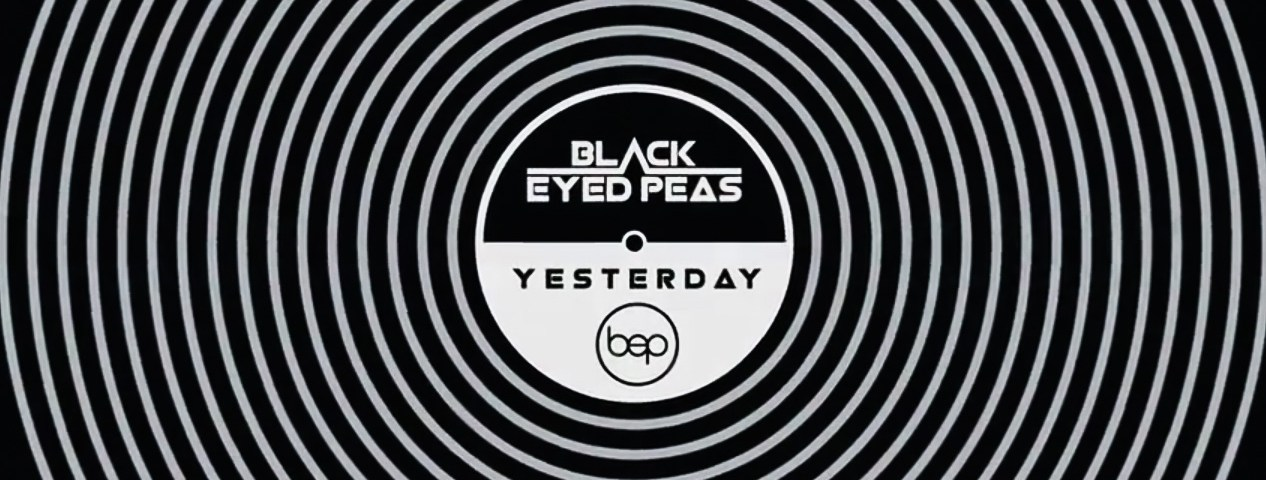"Black Eyed Peas ""Yesterday"" – Hip Hop is back on track."