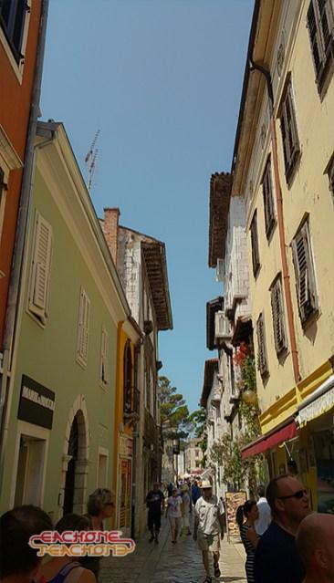 Old town Porec.