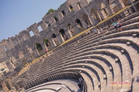 Pula Coloseum.