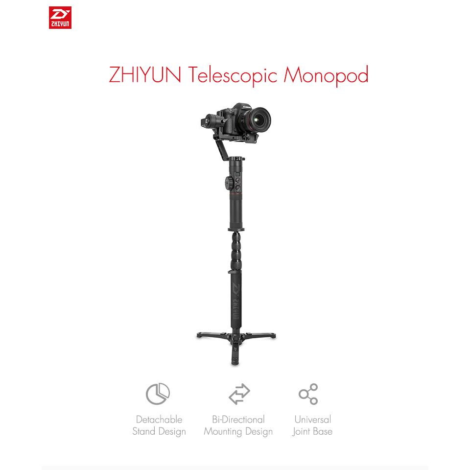 Zhiyun Telescopic Monopod for Crane 2 Crane Plus Crane V2